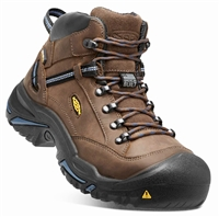 Keen - Braddock Mid EH WP AL Steel Toe Work Boot
