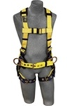 Construction Vest Style Harness