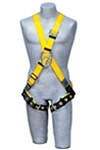 Cross-Over Style Harness