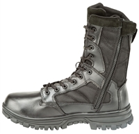 "5.11 - EVO 8"" Waterproof Boot with Side Zip - Black"