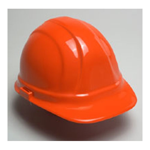 Omega Ii Mega Ratchet Hard Hat Orange 19953