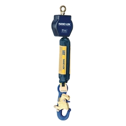 Nano-Lok™ Single Leg Self Retracting Lifeline