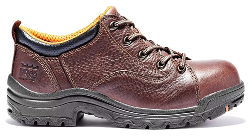 Timberland PRO® Women's TiTAN® Oxford Color: Super Retro Haystack