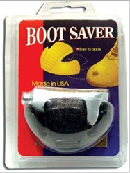 Boot Saver - Toe Guard BLACK