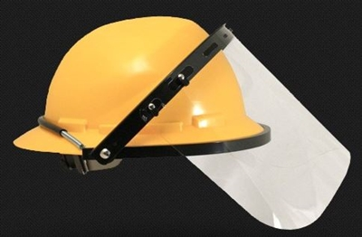 Radians - Cap Adapter - Full brim visor bracket (Aluminum)
