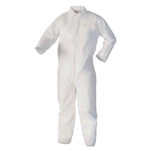 Seattle Glove - Microporous Coverall Front Zip Hood & Boots