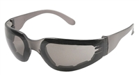 Radians Mirage™ Smoke Lens Foam Safety Eyewear