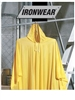 Ironwear - 1 Piece Poncho - Yellow