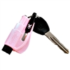 Window Punch and Seat Belt Cutter PINK