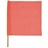 Safety Flag - High Speed Mesh 18 x 18 Safety Flag - Orange