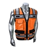 Radians SV65 Type R Class 2 Heavy Duty Surveyor with Zipper