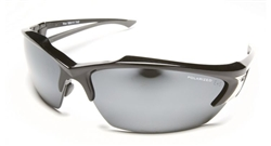Edge - Khor Polarized G-15 Silver Mirror Lens