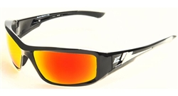 Edge - Brazeau Aqua Precision Red Mirror Lens