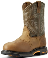 "Ariat Work WorkHog WP CT 10"" Work Boot"