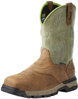"Ariat Work Rebar Flex Western WP CT 10"" Work Boot"