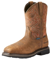 "Ariat Work Sierra Delta WP ST 10"" Work Boot"