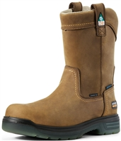 "Ariat Work Turbo WP CT 10"" Work Boot"