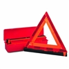 Cortina - 17-Inch Highway Warning Triangle, Set of 3