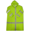 "Neese™ -  48"" 2-Piece Raincoat with Hood and Reflective Striping"