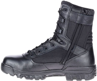 "Bates Men's 8"" Tactical  Ultra-Lites Side Zip Boot"