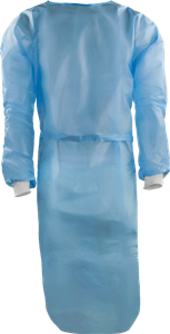 Ironwear - Open Back Isolation Gown - 834-6218