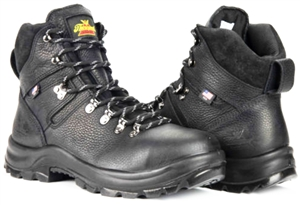 "Thorogood -Union Series WP 6"" Work Boot - Black"