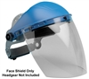 Elvex - Clear Aspherical Polycarbonate Face Shield