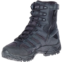 "Merrell Moab 2 8"" Tactical Waterproof Boot, Black"