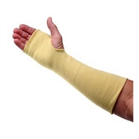 "Kevlar Cut Protection 18"" Sleeve with Thumb Hole"
