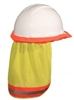Radians NSG Self Extinguishing Hard Hat Neck Shade