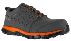 Reebok - Men's Sublite Cushion Work Composite Safety Toe