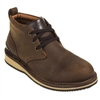 "Rockport Prestige Point - Mens 6"" Steel Toe Work Boot - Brown"