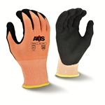 Radians AXIS™ Cut Protection Level A6 Sandy Nitrile Coated Glove