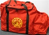 Safeguard America - Gear Bag Fire Rescue Custom - Red