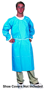 Sunrise - SunSoft™ Barrier Gown