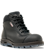 RedbacK Boots Sentinel HD Lace Up ST - Black Leather