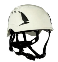 3M™ SecureFit™ Safety Helmet Vented - White